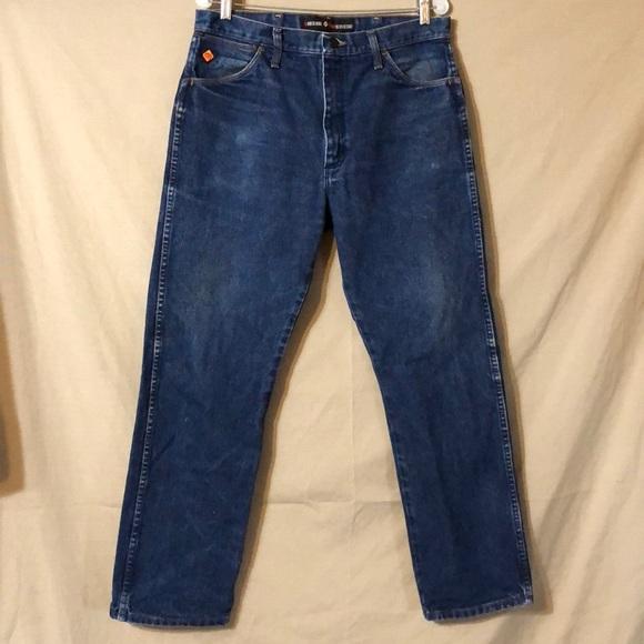 fb5d4609 Wrangler Jeans | Fr Mens Original Fit Hrc3 2112 3432 | Poshmark
